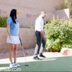 Milf Porn Video – BangBros – AssParade presents Rachel Starr Fucks Her Golf Instructor – 25.12.2017 (MP4, SD, 852×480)