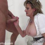 Milf Porn Video – Lady-Sonia presents Lady Sonia in Busty Milf Nurse Barebacked Hard (MP4, FullHD, 1920×1080)