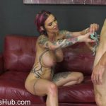 Milf Porn Video – Cherrypimps presents Anna Bell Peaks, Nathan Bronson in Panty Licking Good LIVE – 16.04.2018 (MP4, SD, 720×400)