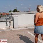 Milf Porn Video – MyDirtyHobby presents LilliVanilli – Das Parkdeck einer oeffentlichen Mall (MP4, FullHD, 1920×1080)