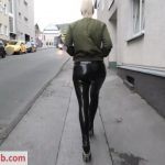 Milf Porn Video – MyDirtyHobby presents Lara-CumKitten – Ficken fuer den KFZ Service – Latex Bitch in der Werkstatt (MP4, FullHD, 1920×1080)